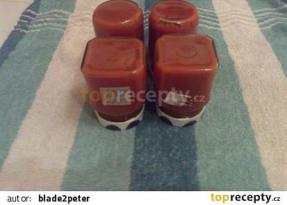 Domácí kečup podle časopisu gurmet