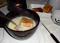 Fondue sýrové - základní recept