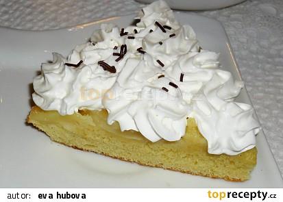 Karamelový ananasový koláč