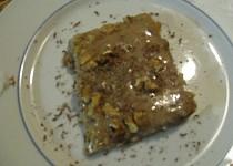 Karamelový řez