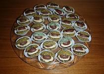 Kaštánky - cukroví