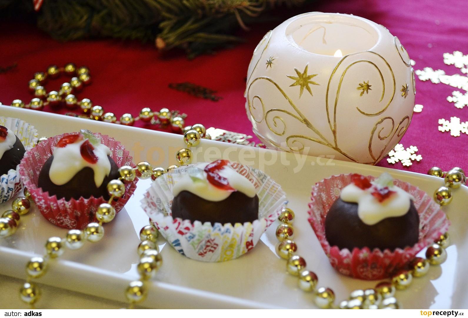 Výsledek obrázku pro vánoční bonbony z marcipánu
