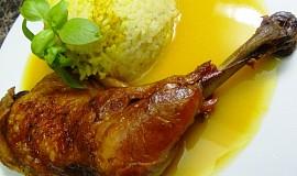 Máslové kuře
