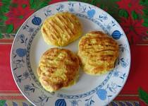 Pečené bramborové bochánky
