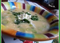 Staročeská zeleninová polévka