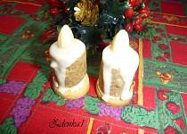 Svíčky plněné likérovým krémem