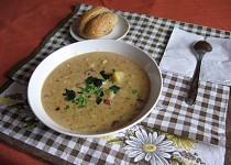 Zimní vydatná polévka