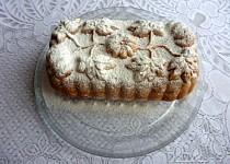 Brusinkový chlebíček