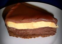 """Cheesecake """"čokoládový trojboj"""""""