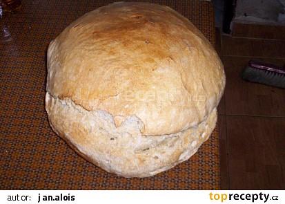 Chleba  z pravého kvásku