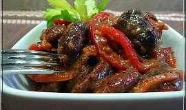 Fazolový salát s fazolovou zálivkou