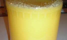 GHÍ (přepuštěné máslo)