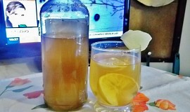 Ginger Ale (Zázvorová limonáda)