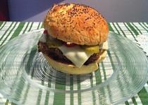 "Bulka na hamburger  ""Burger Buns"""