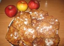 Jablečné placičky