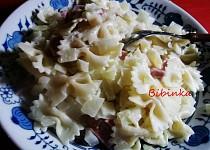 Jednoduchý těstovinový salát