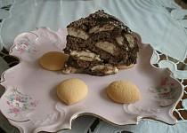 Kakaovo-piškotový dort