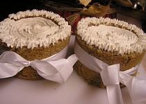 Kávové dortíky