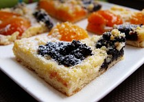 Kecaný koláč (Kleckslkuchen)