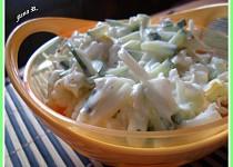 Kedlubnový míchaný salát