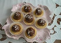 Košíčky s čokoládovými pralinkami
