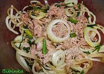 Lehké špagety s tuňákem