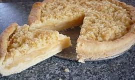 Máslovo - jablečný koláč