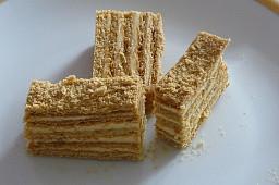 Medový dort