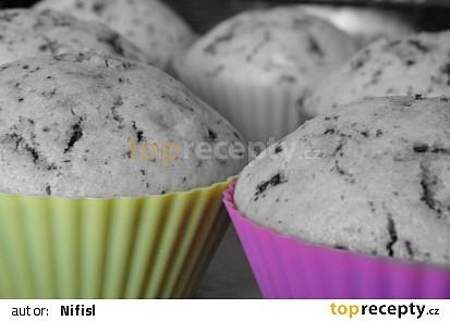 Muffiny s čokoládou a banánem