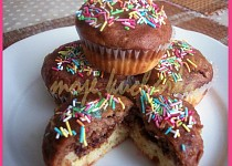 Muffiny z cukety