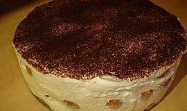 Můj dort ála tiramisu