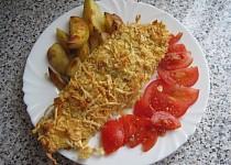 Pangasius v krustě z chipsů