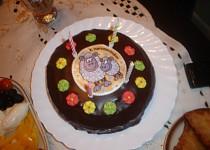Pařížský domácí dort