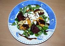 Pečená zimní zelenina dle Katky Neumannové