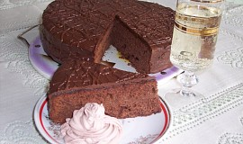Sachrův dortík