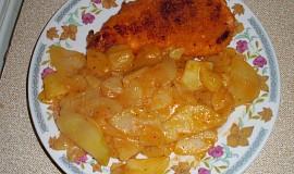Smažené brambory