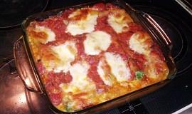 Špenátové cannelloni