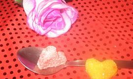 Srdíčka z cukru