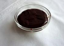 Tvarohová pěna s čokoládou