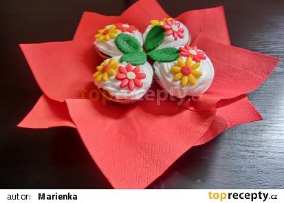 Zdobené muffinky