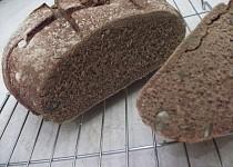 Žitný chléb podle Paula Hollywooda