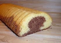 Dvoubarevný chlebíček II.