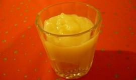 Jablečno - pudinkové pyré