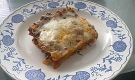 Lasagne bez bešamelu..