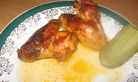 Marinovaná kuřecí křidýlka