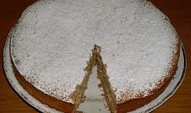 Ořechovo-jablečný koláč