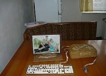Počítač k narozeninám