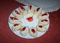 Pomazánka ze sýrů