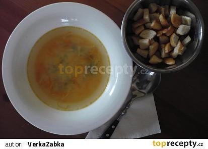 Rybí polévka alá Verča