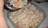 Rybí salát (cejn, kapr)